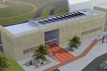 Vedle dopravního hřiště vznikne v areálu také nové fotbalové s tenisovými kurty a další sportoviště.