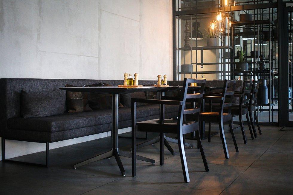 Ostravská kavárna a bistro A Café.