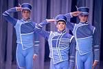 Veřejná generální zkouška představení Coppélia v divadle Jiřího Myrona, 18. září 2020 v Ostravě. Takafumi Tamagawa – Coppélius.