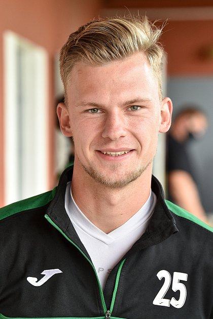 Tomáš Bělíček, obránce.
