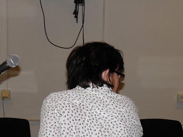 Ženě vpřípadě uznání viny hrozí osm až šestnáct let vězení.