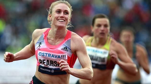 Sally Pearsonová vítězí na Zlaté tretře 2013
