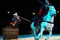 Horse Evolution Show v ostravské Čez aréně.