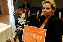 Šestnáct projektů neziskových organizací z kraje zaplatí společnost ArcelorMittal Ostrava z takzvaného Regiograntu, který vyhlásila letos v létě. Na prospěšné projekty v pondělí slavnostně rozdala jeden milion korun.