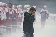 Utkání o postup do WSM Ligy mezi BK Havlíčkův Brod a HC RT Torax Poruba 2011.