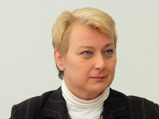 Senátorka Liana Janáčková