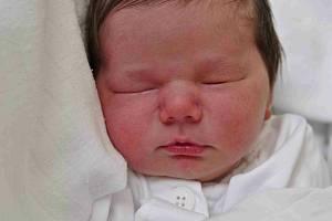 Marie Cikrýtová, Karviná, narozena 4. září 2021 v Karviné, míra 50 cm, váha 3480 g. Foto: Marek Běhan