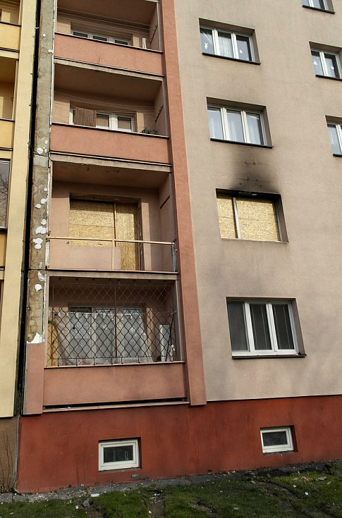 Čtrnáct dní uplynulo od výbuchu varny pervitinu v Provaznické ulici na sídlišti Hrabůvka v Ostravě-Jihu.
