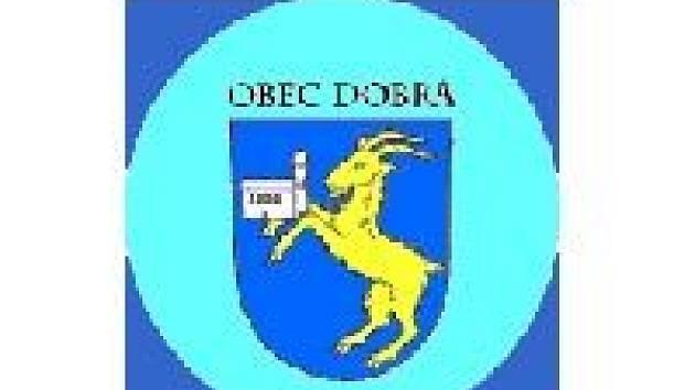 Znak obce Dobrá