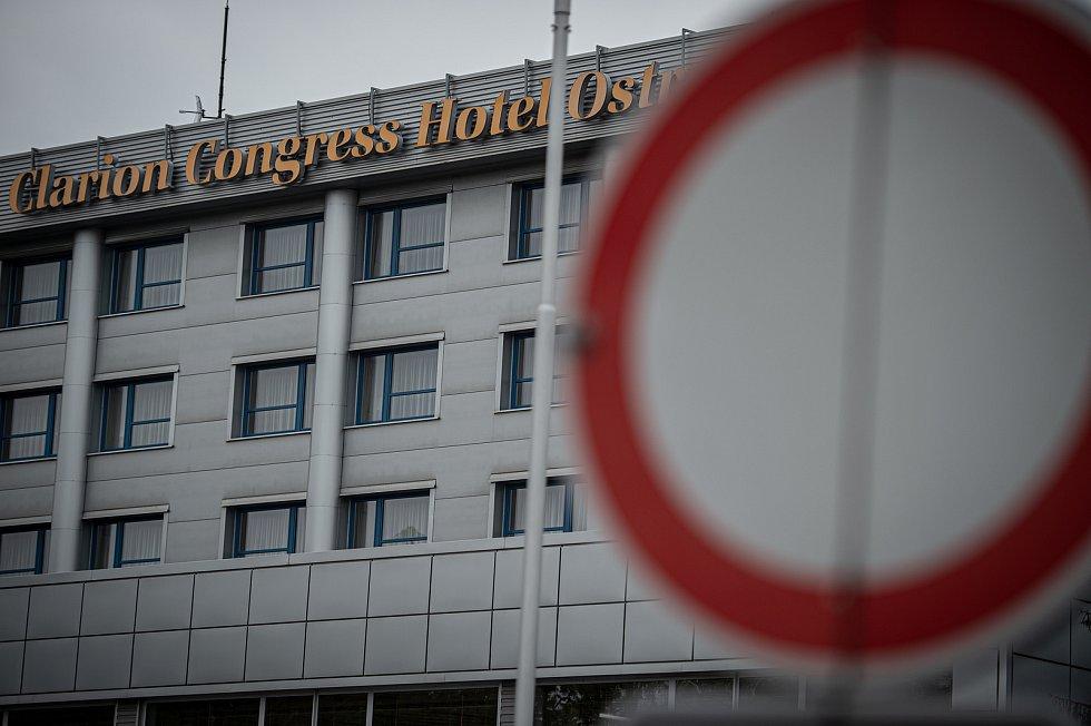 Ilustrační foto - Clarion Congress Hotel Ostrava, 6. května 2020.