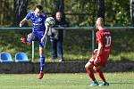 Přípravné utkání FC Baník Ostrava - MFK Vítkovice, 11. října 2019 v Ostravě.