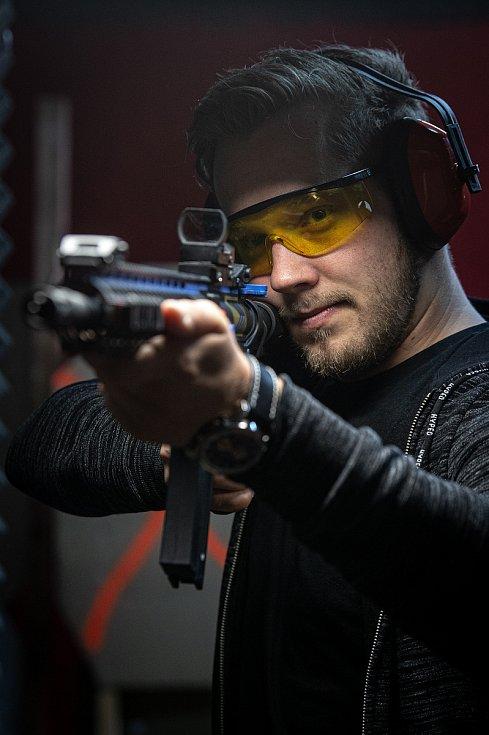 Střelnice v Petřvaldě u Karviné, 26. května 2020.