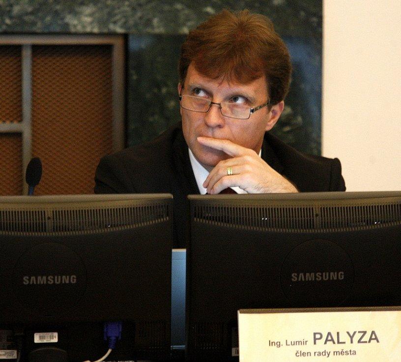 Květnové jednání zastupitelstva v Ostravě.