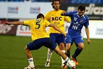 FC Baník Ostrava - FK Teplice.