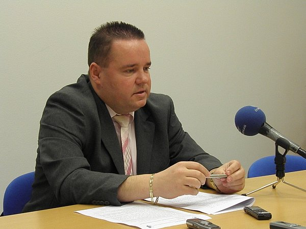 Ostravský kriminalista Radovan Vojta.