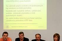 Kriminalisté na středeční tiskové konferenci sdělili podrobnosti k sérii pěti znásilnění v Moravskoslezském a Zlínském kraji.