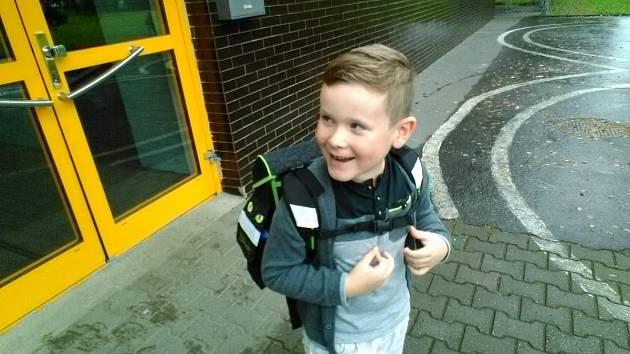 Andrej Talian, 6 let, Havířov-Šumbark,  ZŠ Havířov-Šumbark