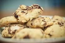 Cookies podle receptu Petry Halfarové