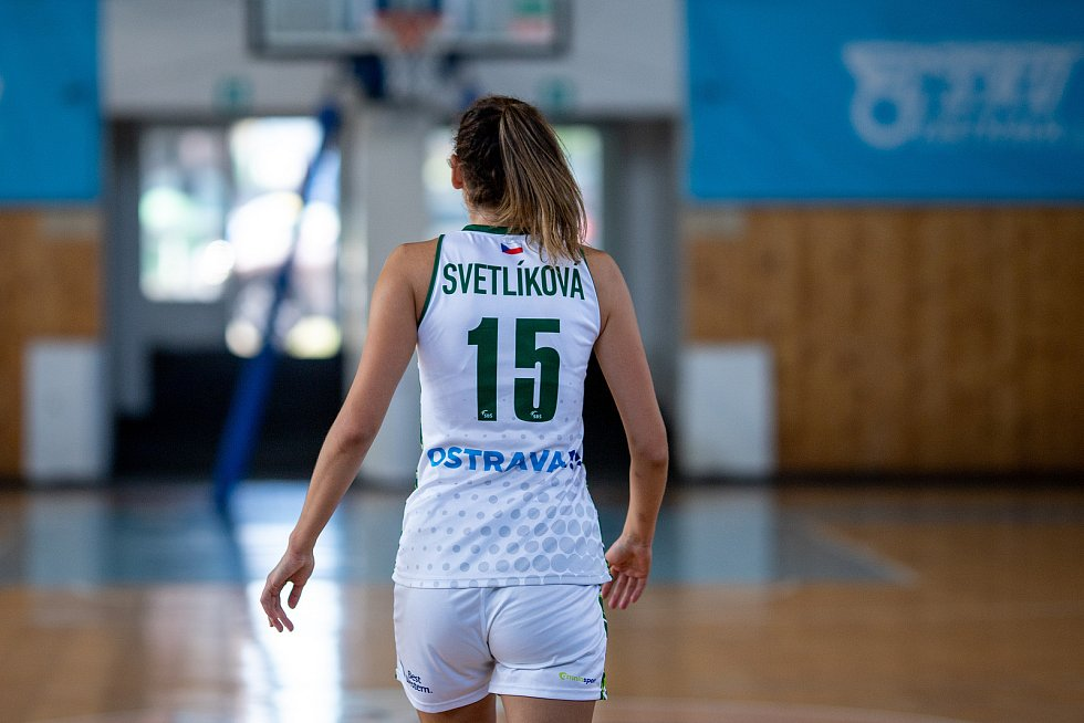 První herní prověrkou před novým ročníkem ligy byl pro basketbalistky SBŠ Ostrava domácí Memoriál Jiřího Jurdy. Obsadily v něm 2. místo.