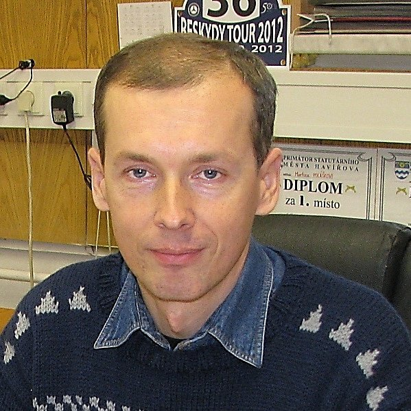 Martin Polášek, starosta obce Těrlicko