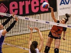 BOJ O BRONZ v extralize žen rozhodne až třetí zápas, který je na programu v Ostravě ve středu 3. května.