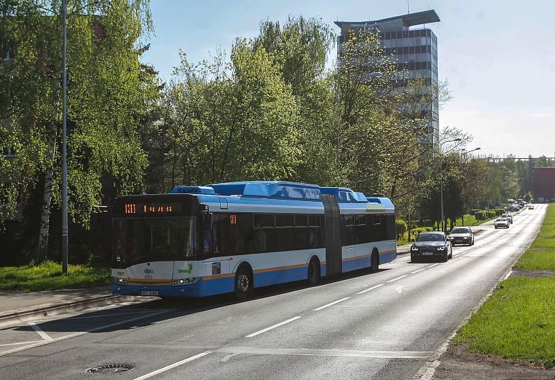 Snímek z archivu Deníku k DPO. Ilustrační foto.