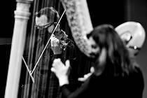 """Od poloviny května jako první z českých orchestrů zpřístupnila JFO symbolicky v 66. sezóně vždy 66 posluchačům komorní koncerty svého """"streamovaného"""" cyklu."""