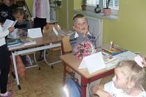 Lukášek Mosný, 6 let, Dolní Moravice, ZŠ Dolní Moravice