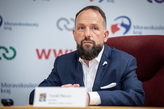 Tomáš Macura, primátor města Ostravy.