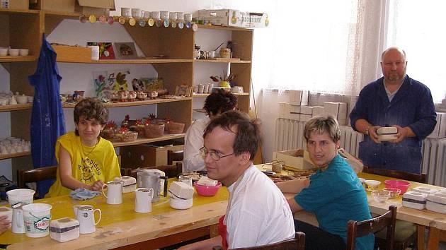 Školu života ve Frýdku-Místku dnes navštěvují téměř dvě desítky klientů.