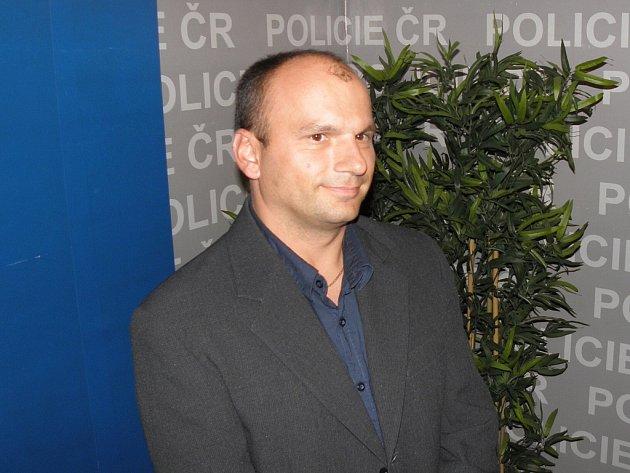 Pavel Vítek informoval o zadržení tří pachatelů, kteří okrádali seniory.