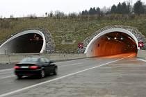Klimkovický tunel. Ilustrační foto.