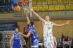 BC Nový Jičín – SK UP Olomouc 81:82 po prodl. (17:12, 36:36, 59:62, 77:77)