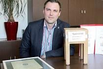 Jednatel Řeznictví H+H Ing. Karel Pilčík, pokračovatel valašského řeznického rodu Pilčíků z Bratřejova u Vizovic, který působí v řeznickém oboru už šest generací.