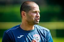 Trenér Vítkovic Tomáš Pohorelli