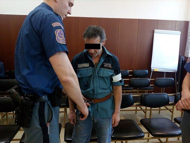 Za vraždu kamaráda stráví Ladislav I. ve vězení čtrnáct let.