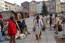 Ilustrační foto z loňských vánočních trhů v Ostravě