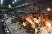 Provoz hutního kolosu ArcelorMittal Ostrava