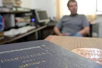 Ostravské kroniky jsou uloženy v městském archivu.