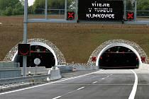 Klimkovický tunel na dálnici D47