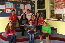 M KLUB v třinecké knihovně je zatím jediný v kraji. Díky grantu z programu PRAZDROJ LIDEM se mají mladí čtenáři kde scházet.