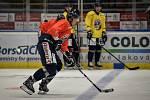 Hokejisté HC Ridera Vítkovice 2. srpna 2020 v Ostravě na tréninku.