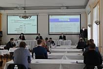 Zastupitelé Slezské Ostravy zasedali za přísných hygienických podmínek.