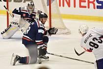 Hokejová Liga mistrů - 2. kolo, skupina I: HC Vítkovice Steel - Adler Mannheim 1:2