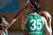 Ostrava Cup 2014. Tatran SBŠ Ostrava - Grosbasket Slovinsko.