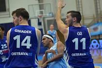 4. utkání čtvrtfinále play-off: Kolín – NH Ostrava 55:82