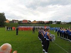 Brušperský fotbal slavil v sobotu 23. června 2018 75. narozeniny.