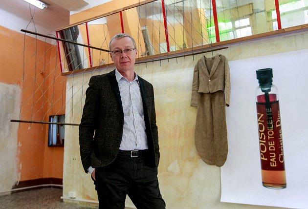 Marek Pokorný, ředitel PLATO Ostrava.