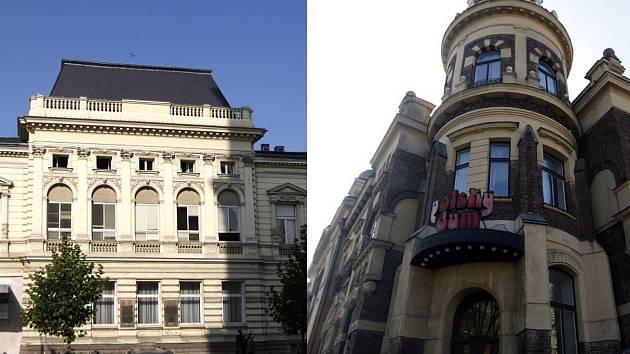 Národní domy v Ostravě svědčí o probuzeném kulturním životě ostravských vlasteneckých spolků na přelomu 19. a 20. století.