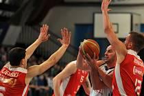 Basketbalisté NH Ostrava skončili v minulé sezoně na osmém místě. Ve čtvrtfinále prohráli 0:3 s Nymburkem.